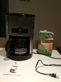 12 cup coffee maker/cafetiere 12 tasses Montreal, H3K 0A8