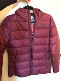Womens Puma bubble jacket Mississauga, L5B 3Y2