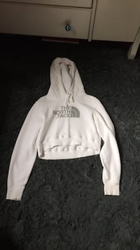 Frankie Collective reworked North face hoodie Hamilton, L8P 1N4