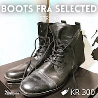 Boots fra selected Ulset, 5115