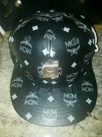 New Black MCM Hat Honolulu, 96813