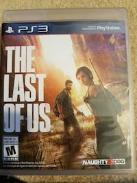 Last of us for ps3 in calgary NE Calgary, T3J 0B4