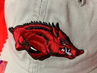 "Arkansas Razorbacks ""Hogs"" Hat"