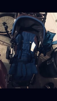 Blue and black graco stroller screenshot Airdrie, T4B 0L7
