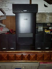 Hauss Surrounds sound Speakers Vaughan, L4H 1V4
