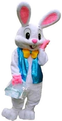 Easter Bunny coming to town Langley, V1M
