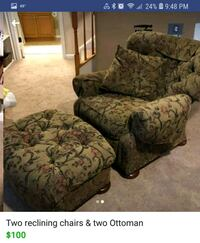 2 Lazyboy Recliners Stafford, 22554