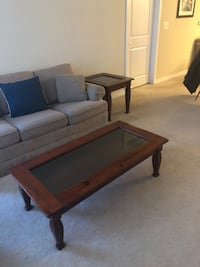 Gently Used Coffee Table and End Table Falls Church, 22042