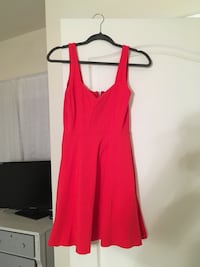 Women's Express red mini dress Fairfax, 22033