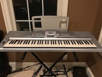 Yamaha keyboard with stand Cockeysville, 21030