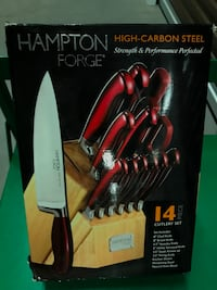 Black and red hair clipper set Chandler, 85248