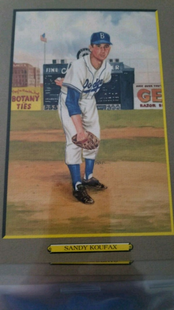 0e6a55c80a4397 Used Sandy Koufax Perez-steele great moments cards. for sale in Delray  Beach - letgo