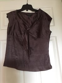 women's brown sleeveless top Port Coquitlam, V3C 1R8