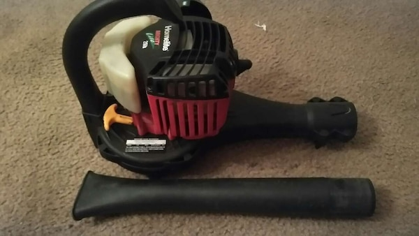 Used Homelite Mighty Lite 26b Gas Powered Air Blower For Sale In