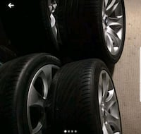 "BMW X5 Stagger d 20"" Factory rims with tires Mississauga, L4T 1Y1"