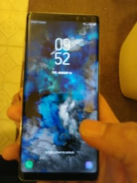 Samsung Galaxy Note 8 open box new