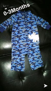 baby boy outfit South Bend
