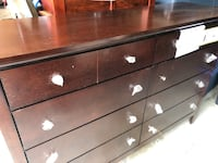 NEW WHISKEY WOOD DRESSER Edmonton, T6X 0A2