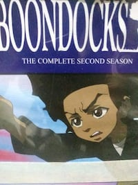 Boondocks complete season 2 dvd