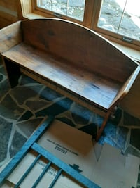 2 benches (1 for $90/2 for $170) milton