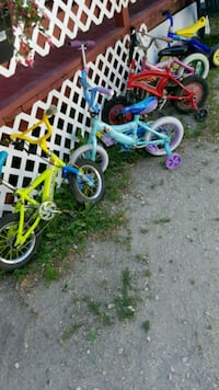 toddler's assorted bicycles Winnipeg, R3E