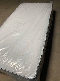 Orthopedic firm mattress set on Huge Sale! Free delivery!