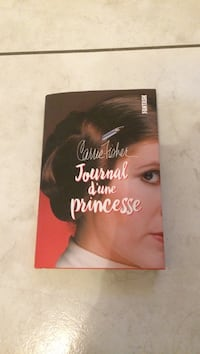 Journal D'une Princesse de Carrie Fisher book Aigues-Mortes, 30220