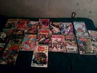assorted Marvel comic book collection Washington, 20011