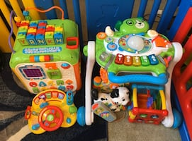 Baby electronic learning toys