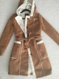 Shearling long jacket  Markham, L6C 1Y7
