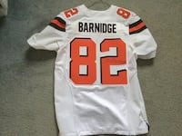 Signed Authentic On The Field Browns NFL Jersey  Findlay, 45840