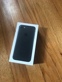 iPhone 7  black good working condition T-Mobile carrier just phone no accessories  Melrose Park