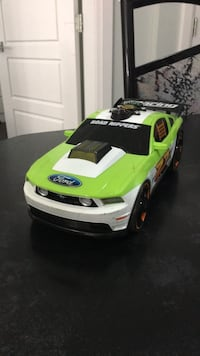 Ford race car