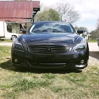 2013 Infiniti G Coupe Franklin