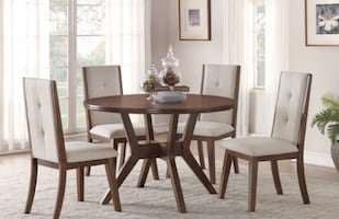 STUNNING ROYAL DINETTE SET