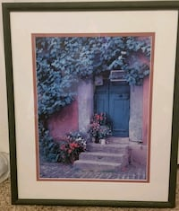Customed Framed Picture Anchorage, 99502