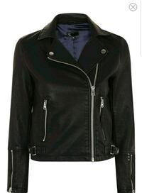 New small (tall) faux leather jacket  Toronto, M2N 7C3