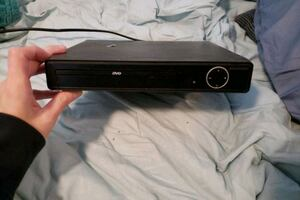 DVD player and HDMI cord