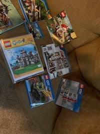 Lego sets msg for details