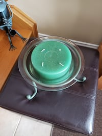 4 Wick PartyLite Candle and Glass Holder Bolton, L7E 1X4