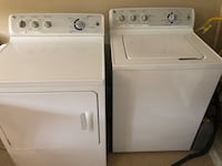 GE washer and Electric 7.0 cu Ft. dryer with HE Sensor Dry Suwanee, 30024