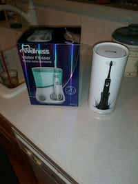 Waterpik and a Sonicare toothbrush Haslet, 76052