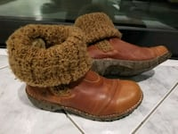 El Naturalista knitted ankle boots sz 8 Toronto, M4L 3X4