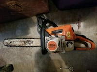 Stihl chainsaw ms-250 Charles Town, 25414