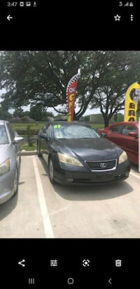 Lexus - ES-350 - 2007 Houston