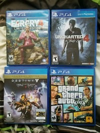 PS4 Games Virginia Beach, 23464