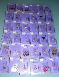 $60 FOR ALL 51 costume jewelry pieces  Edmonton, T6X 1J9