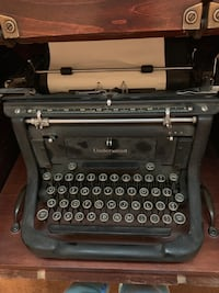 Underwood Typing/Writing Desk River Rouge, 48218