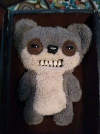 Collectable stuffed animal