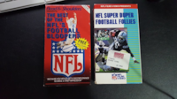 Vintage NFL Bloopers & Follies VHS Tapes Toronto